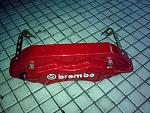 Thats how a brembo cover looks like